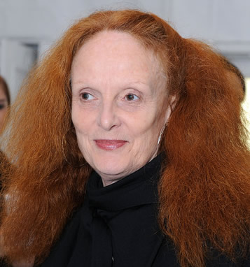 Vogue creative director Grace Coddington